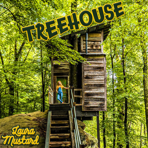 Laura Mustard Treehouse EP Album Cover