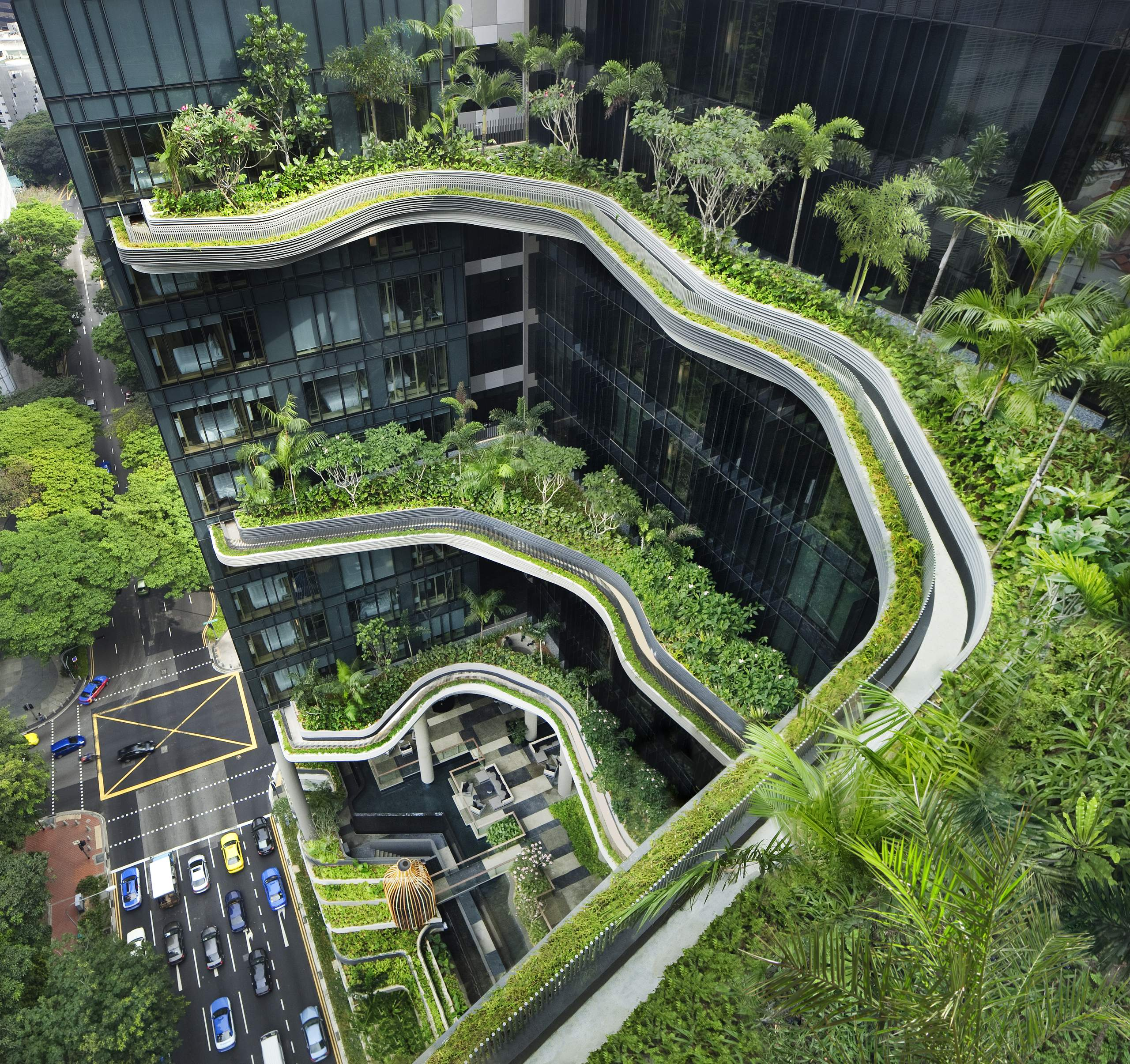 The Park Royal on Pickering, Singapore
