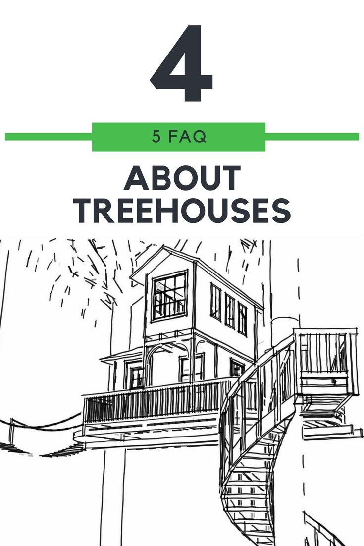 FAQ #4 – infos all around the treehouse