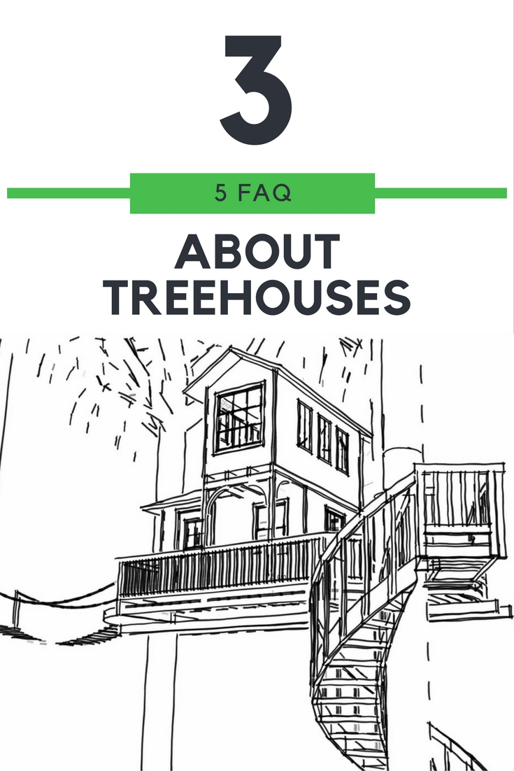 FAQ #3 – what you want to know about treehouses